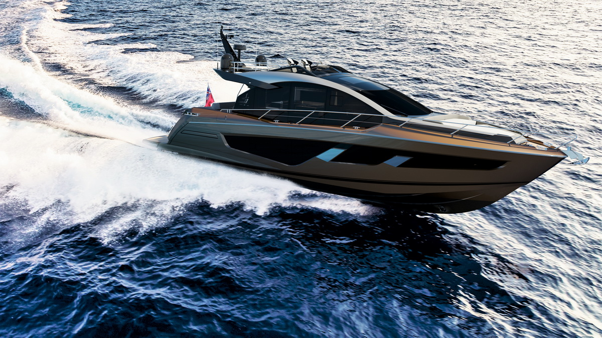 Sunseeker 65 Volvo IPS
