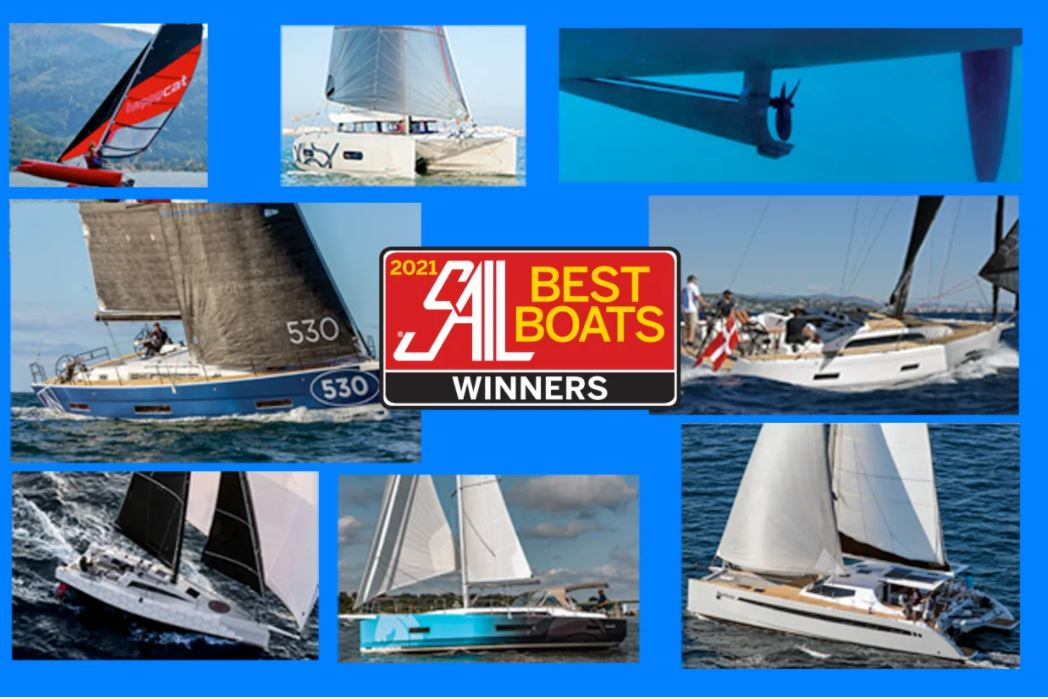 Sail Magazine Best Boats 2021